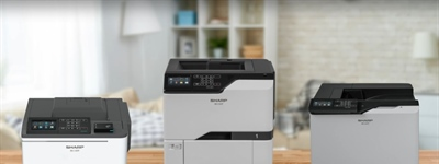 Compact, High-Speed Color Printers for the Workplace or Home Office