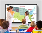 Interactive Whiteboards Create Collaborative Classrooms