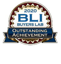 BLI 2020 Outstanding Achievement Award
