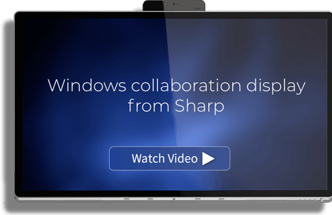Windows Collaboration Display Watch Video