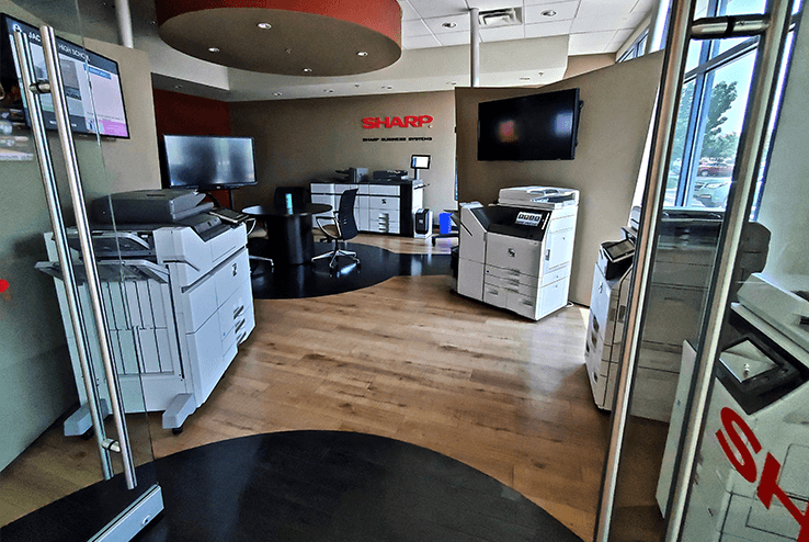 Image of product  showroom in  SBS Branch in Albuquerque New Mexico