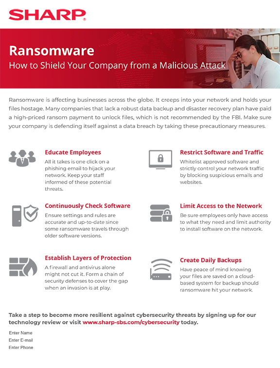 Ransomware Solutions PDF